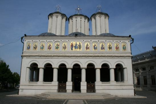 Urlaub in Bukarest: Orthodoxe Kirche in Bukarest