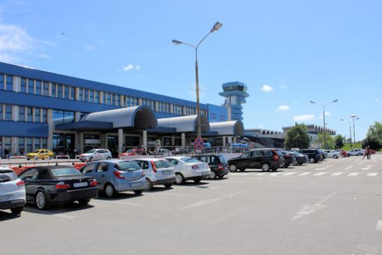 Der Airport Otopeni in Bukarest