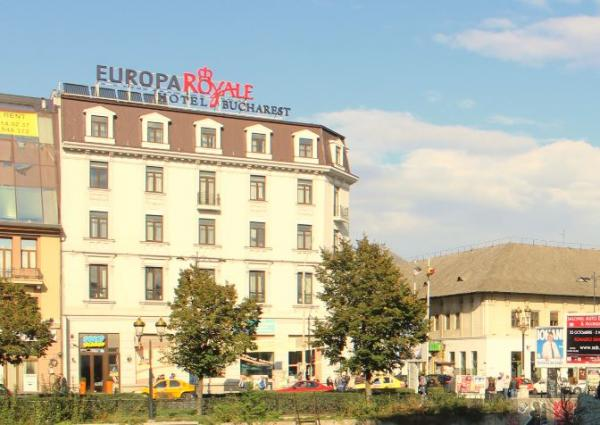 Kurzurlaub in Bukarest - Hotel Europa Royale Bucharest ****