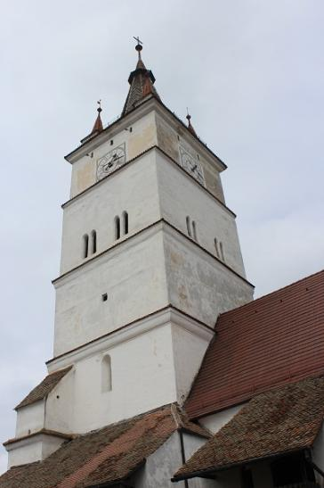Kirchenburg in Hărman (Honigberg)