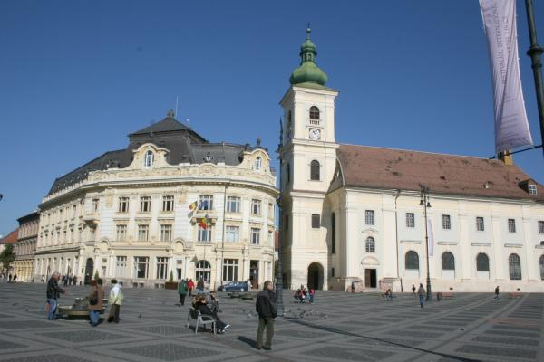 Hotels und Pensionen in Sibiu (Hermannstadt)